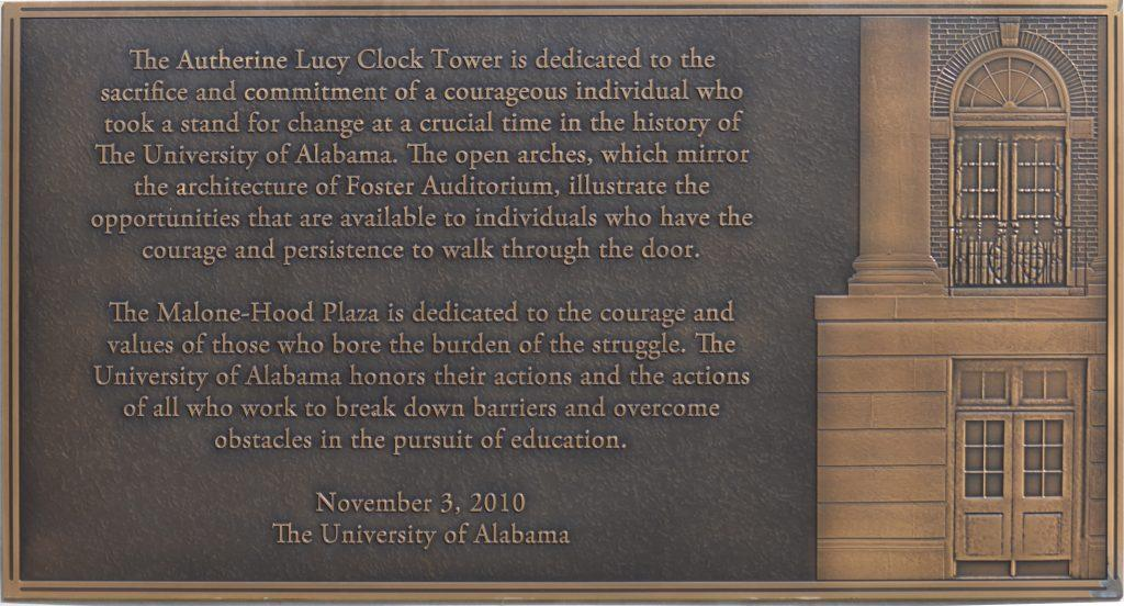 Civil Rights Tuscaloosa