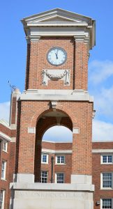 ClockTower-648x1200-162x300 Autherine Lucy Clock Tower in Malone Hood Plaza, University of Alabama