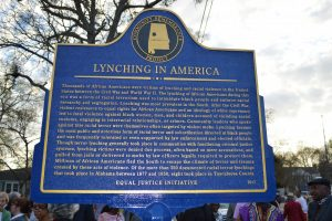 DSC_0084-300x200 Join us for an unveiling... Events  Tuscaloosa County markers lynching Equal Justice Initiative
