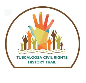 Tuscaloosa Civil Rights History Trail Logo