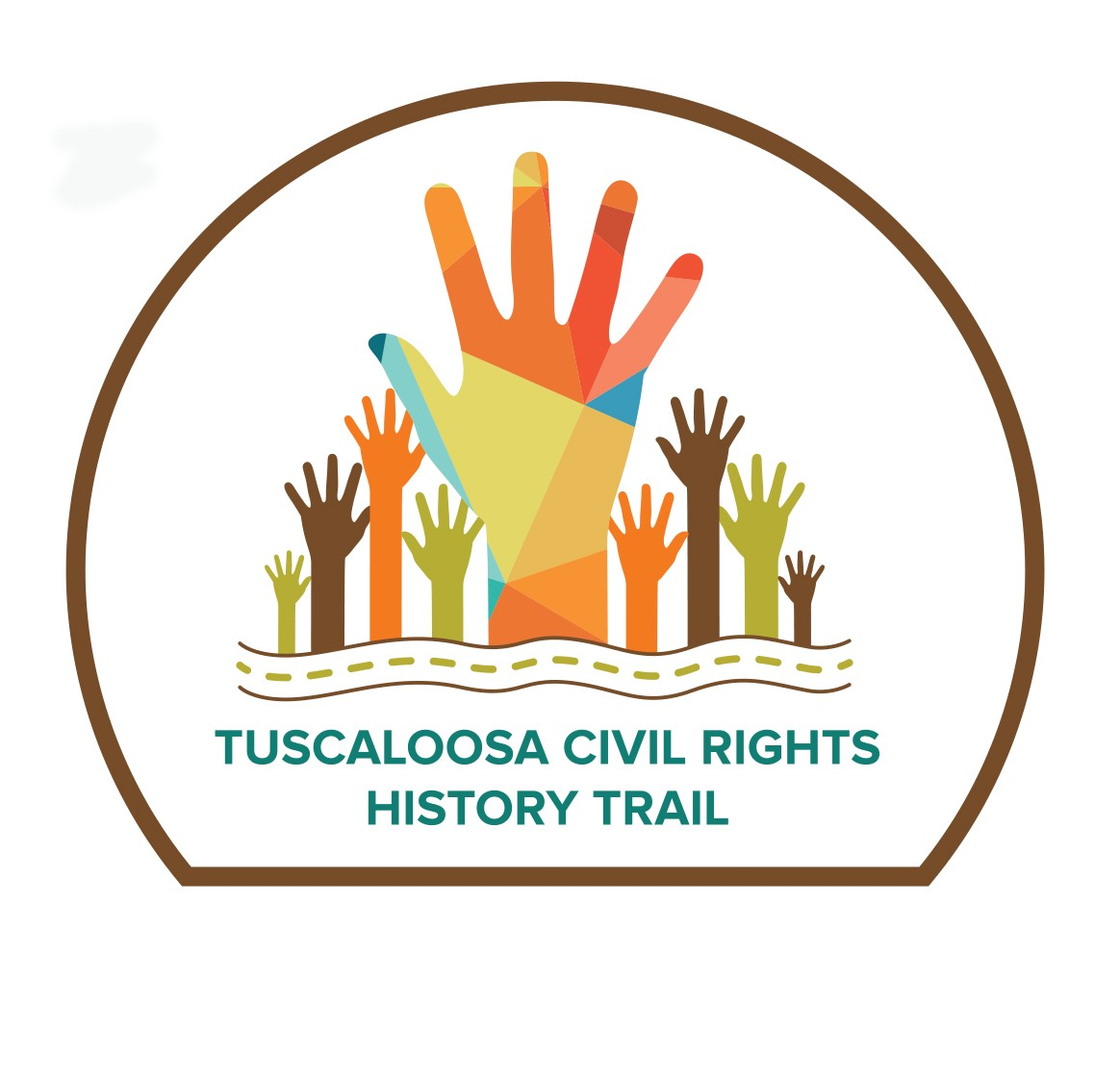 "Tusc_Civil_Rights_Trail_logo_18 ""truly the most important thing you can do with your time while in Tuscaloosa"" Press  Southern Living"