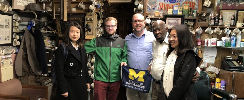 UMSILinton20200302-e1583249846610-1024x422 Foundation Welcomes Students from the University of Michigan Visitors  UMSI Rev. Linton
