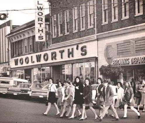 Woolworths-e1590950535169 Tuscaloosa Civil Rights History Trail